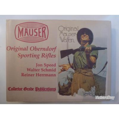 Mauser Original Oberndorf Sporting Rifles