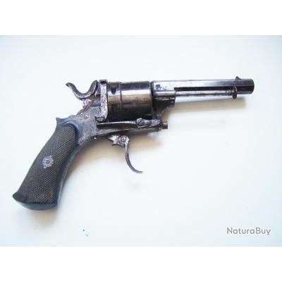 Revolver C.L. WAGNER à Berne