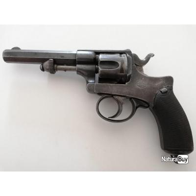 Revolver Abadie calibre 380