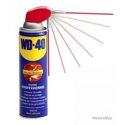 WD40 en spray avec tête pro 2 jets WD40 en spray avec tête pro 2 jets - 500 ml-WD103