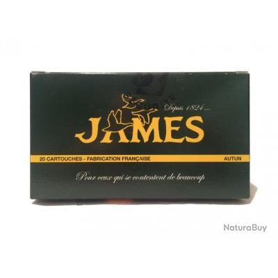 Balles GPA James C 8x64S