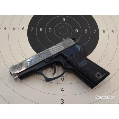 Pistolet d'alarme COLT DOUBLE EAGLE 9mm à blanc SANS CHARGEUR