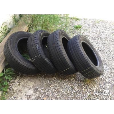 Pneus MICHELIN (lot de 4)
