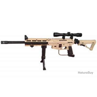 Lanceur paintball tippmann sierra one Sniper Tan