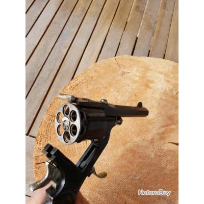 Revolver warnant