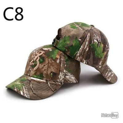 Casquette Browning Camouflage Forêt N°1 - 1 EURO A SAISIR!!!!