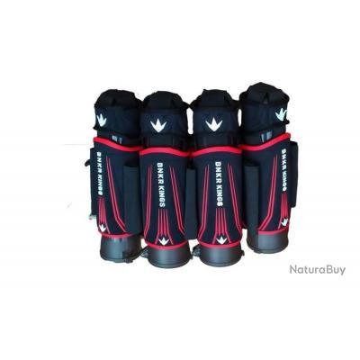 Backpack Bunkerkings Supreme pack red