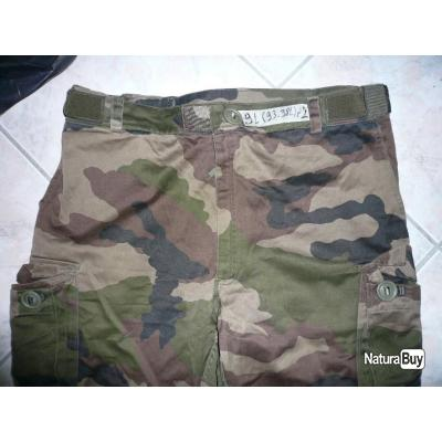 Pantalon felin T3 en taille 9L occasion armée legion / felin T3 93-98L 9L