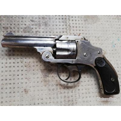 """""""Lemon Squeezer"""" calibre 38 Smith & Wesson"""