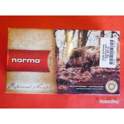 NORMA 308WM  ecostrike, 1 boite de balles