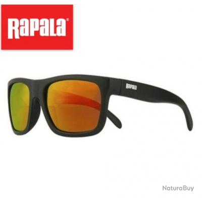 Lunettes Rapala Visiongear Mirror polarisées protection 100% UVA ET UVB C431