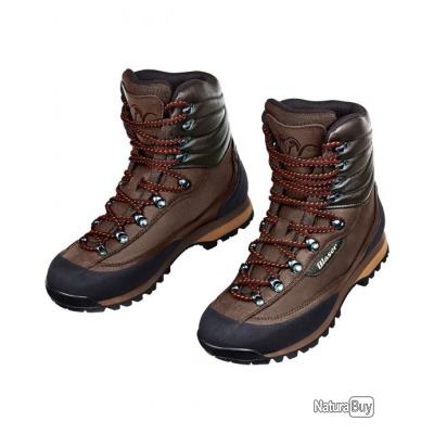 Chaussures de pirsch d'hiver (Couleur: Brun)