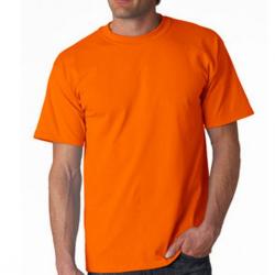 lot de 3 t shirt homme 100 coton orange taille xl tee. Black Bedroom Furniture Sets. Home Design Ideas
