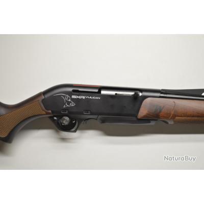 Carabine série limitée Winchester SXR Vulcan avec canon 53 cm flûté