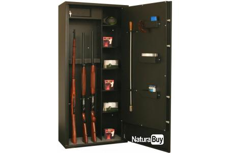 Armoire Forte Fortify Delta 12 Modulable 12 Armes 8 Armes