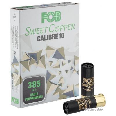 1 BOITE DE CARTOUCHES FOB SWEET COPPER 10/89 CUIVRE N°2