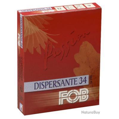 1  BOITE DE 10 CARTOUCHES FOB PASSION DISPERSANTE CAL.12/67 N°9
