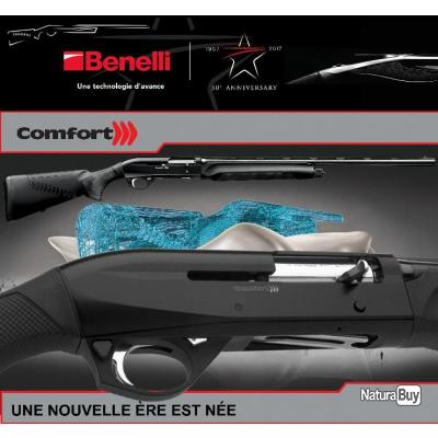 """BENELLI MONTEFELTRO COMFORT SLUG """"PROMO BLACK DAY$"""" Calibre 12/76 Canon 61cm"""