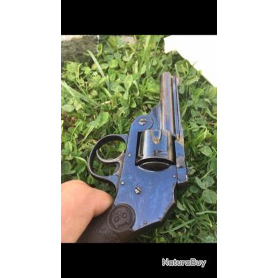Revolver Iver & Johnson