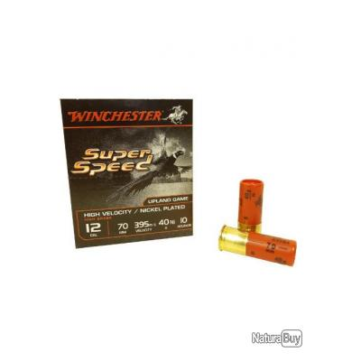 Cartouches winchester super speed 12/70 40 gr NI