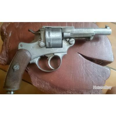 Revolver réglementaire d'ordonnance 1873