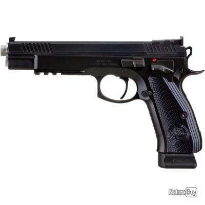 Pistolet CZ Taipan (Calibre: .9mm Luger)