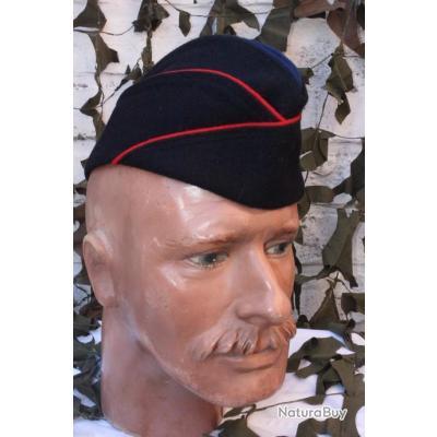 -*- Tour de tête 58 cm uniquement-Calot époque Algérie de la Gendarmerie Mobile
