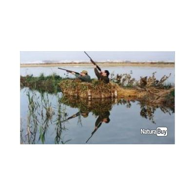 Chasse au Gibier d'eau DELTA EBRE en Espagne NOUVEAUTE 2020-2021, c'est une pépite introuvable...