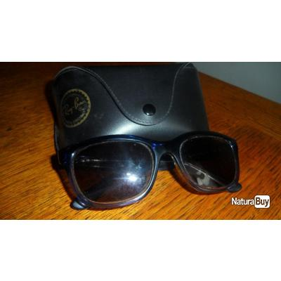 2 paires lunette Ray ban