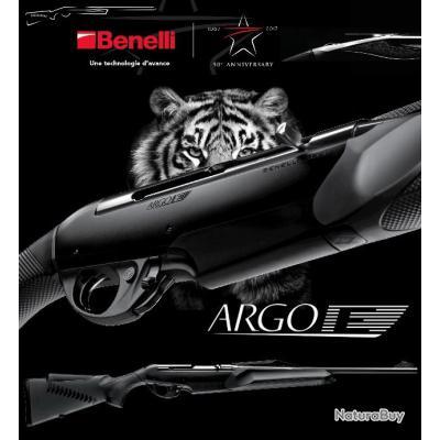 """BENELLI ARGO E CONFORT BLACK """"PROMO BLACK DAY$"""" Calibre 30.06 Sprg Canon 51cm"""