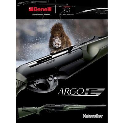 """BENELLI ARGO E CONFORT VERT """"PROMO BLACK DAY$"""" Calibre 300 Win Mag Canon 51cm"""