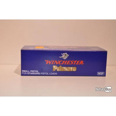 amorces winchester small pistol  X1000
