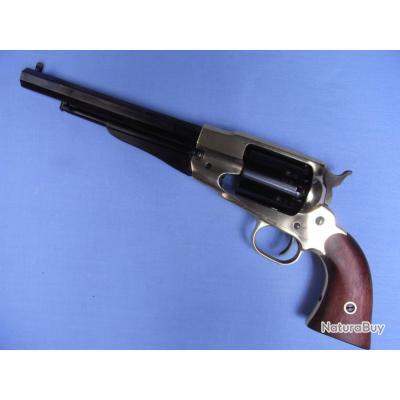 Révolver Remington 1858 bati laiton Cal.44. Pietta