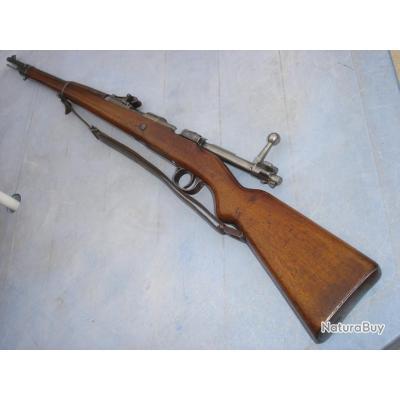 Mauser G98 - Spandau 1915 avec bretelle d'origine