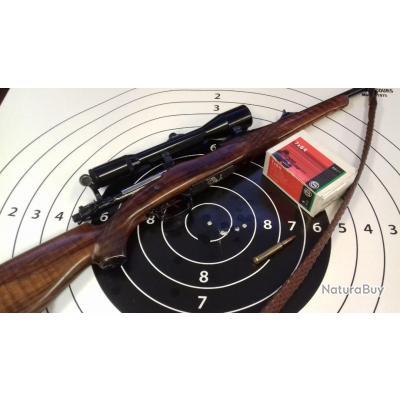 Très belle carabine système 98 (1€ sans réserve!)
