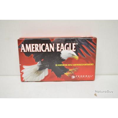 1 boite federal american eagle
