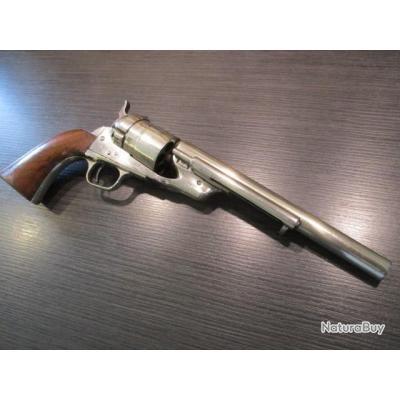 Rare Revolver Colt Army conversion Richards, calibre 44 Colt CF