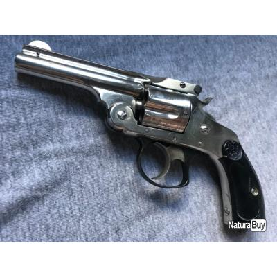 SMITH & WESSON 38S&W THIRD MODEL