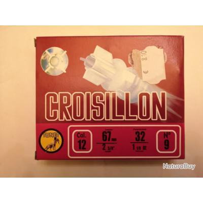 1 boîte de cartouches Tunet Croisillon SUPER PRIX !!!