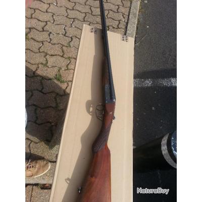 fusil juxtaposé calibre 16/70