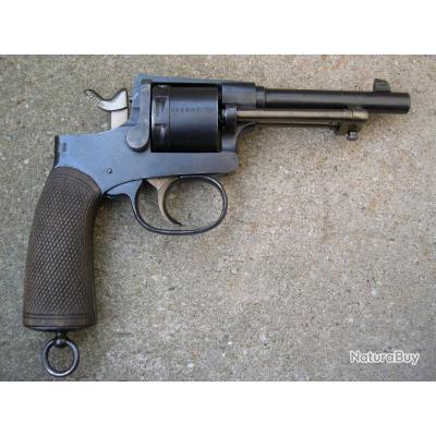 EXCEPTIONNEL REVOLVER RAST ET GASSER.cal 8mm gasser