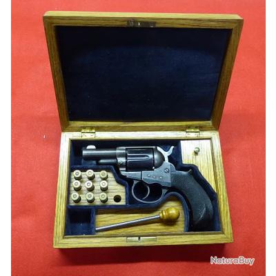 COLT 1877 SHERIFF MODEL .38 EN COFFRET D'ORIGINE