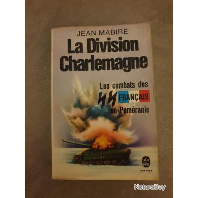Livre division charlemagne