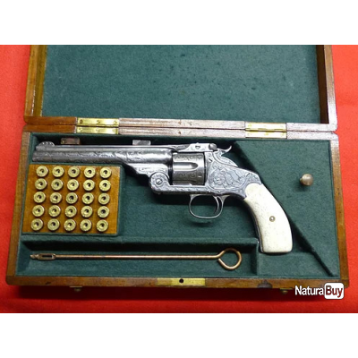 SMITH WESSON N°3 GRAVE