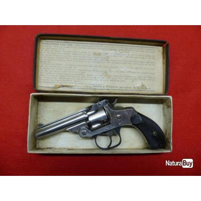 SMITH & WESSON CAL . 32