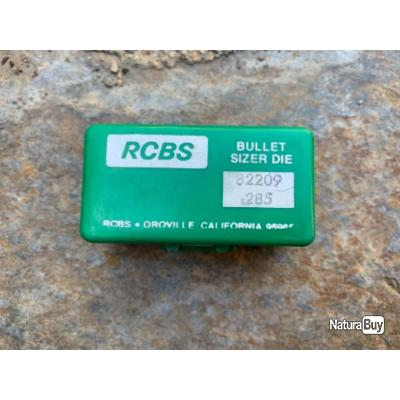 matrice de recalibrate RCBS - calibre 285