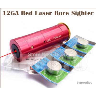 Collimateur balle laser calibre 12