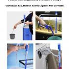 Pompe Electrique Transfert Transvasement Liquide Carburant Siphon Essence