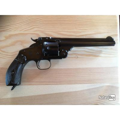 Smith & Wesson new mod.3 44 Russian