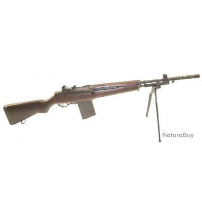 Fusil Springfield modifié par beretta BM59 modifié catégorie C répétition manuel